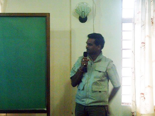 Teacher speech on Energy Conservation Day-2006