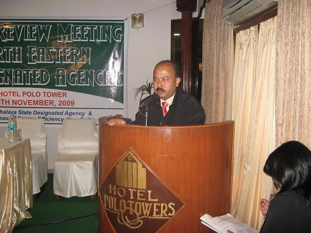 Regional review meeting Speech