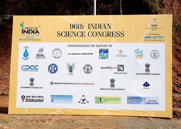 96th Indian science congress Poster