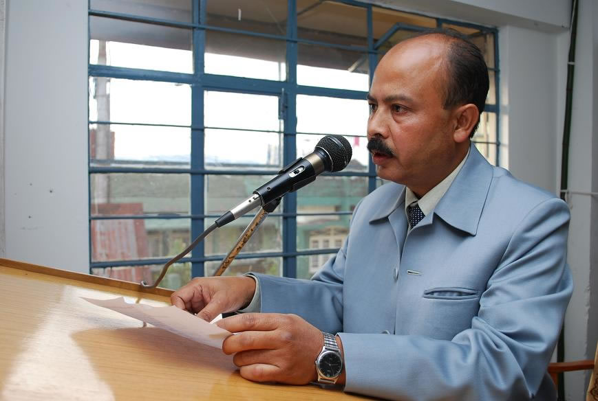 Speech at state level Essay Writing competition-2009