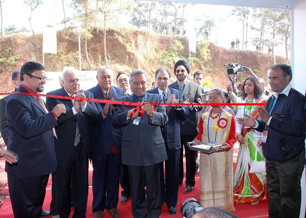 Opening ceremony Bureau of energy efficiency ministry