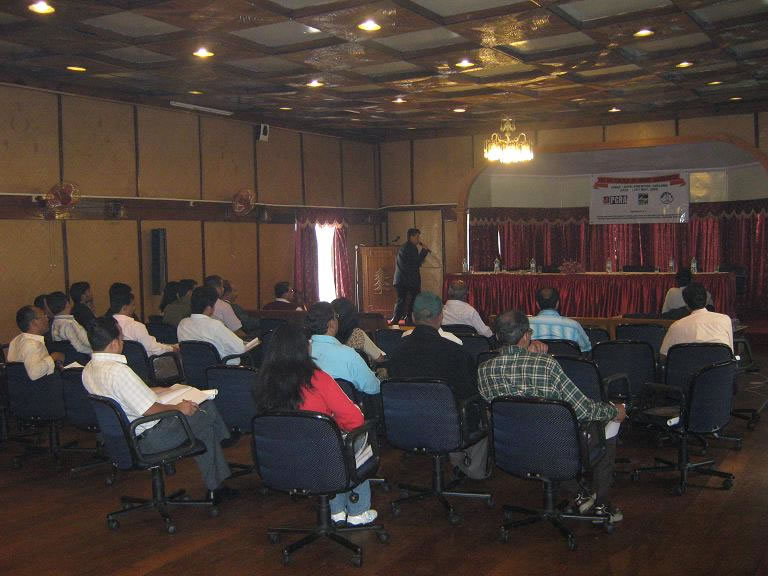 One day seminar energy conservation-2009-1