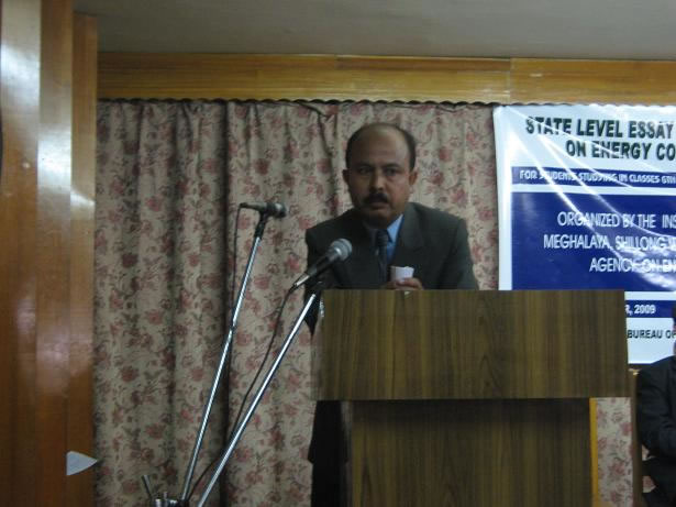 Speech of teachers at essay competition